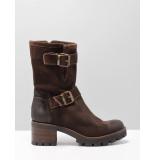 Manas Boots bruin
