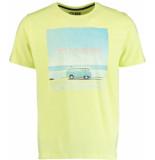 Basefield T-shirt 1/2 219014373/501 groen