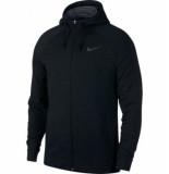 Nike M nk dry hoodie fz hprdr lt 889383-010 zwart