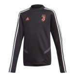 Adidas Juve tr top y dx9146 zwart