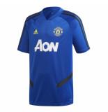 Adidas Mufc tr jsyy dx9027 blauw