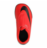 Nike Jr vapor 12 club ps (v) cr7 ic aj3107-600 rood