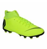 Nike Jr superfly 6 academy gs fg/mg ah7337-701 geel