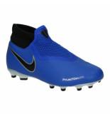 Nike Jr phntom vsn academy df fg/mg ao3287-400 blauw