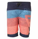 Brunotti Ss19 kelvin jr boys shorts 1913046803-0937 grijs