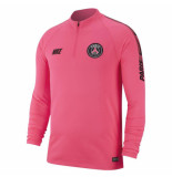 Nike Psg youth nk dry sqd dril top 894397-640 rood