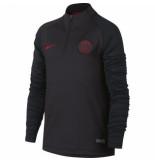 Nike Psg youth nk dry strke dril top aq0858-081 zwart