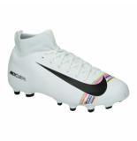 Nike Jr sfly 6 academy gs cr7 fg/mg aj3111-109 wit