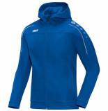 Jako Jas met kap classico 6850-04 blauw