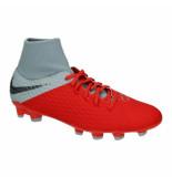 Nike Hypervenom phantom 3 academy df fg aq9217-600 rood