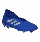 Adidas Predator 19.3 fg bb8112 blauw