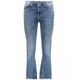 Garcia Jeans Celia kick flare jeans d900 2038 medium used blauw