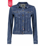 Garcia Jeans Sofia 703 3848 dark used blauw