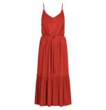 JUST FEMALE Life singlet dress rood