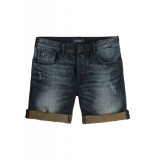Scotch & Soda Ralston short - first class blauw