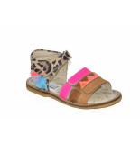 Shoesme Shoesme meisjes sandaal artikelnummer CA9S064-A antraciet