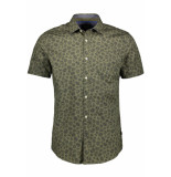 PME Legend Short sleeve shirt psis193220 6414 groen