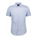 PME Legend Short sleeve shirt psis193210 5094 blauw