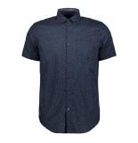 PME Legend Short sleeve shirt psis193206 5287 blauw