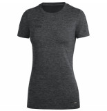 Jako T-shirt premium basics 6129-21 grijs