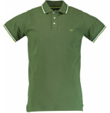 Born with Appetite Appetite sunny fancy polo pique 18108su32/368 groen