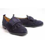 Pascucci 8124 instappers blauw