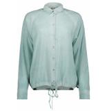 Sandwich Vintage blouse 22001635 50072 groen