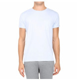 Clean Cut T-Shirt licht blauw