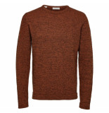 Selected Homme victor crew bruin