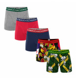 Muchachomalo Boys 5-pack shorts panda