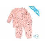 Feetje Pyjama forever and always kids roze