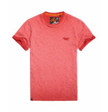 Superdry Low roller tee m10101rt rood