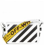 Off White Plain mini flap bag wit