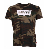 Levi's Levi's t-shirt 22489/0159 groen