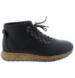 Birkenstock Atlin men black regular natural leather