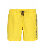 PME Legend Logo swim short ph193664 1057 geel