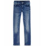 Scotch Shrunk Jeans 154214 blauw