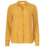 Modstrom Blouse 54670 ryder shirt geel