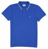 Wrangler Polo w7c10k486 blauw