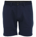 Clean Cut Milano jersey shorts blauw