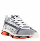 Calvin Klein Heren sneakers zilver grijs