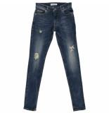 Just Junkies Max wave jj581 jeans - blauw