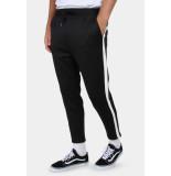 Just Junkies Main tux joggingbroek zwart/wit