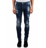 Boragio 7303 jeans – blauw denim