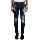 Boragio 7280 jeans – blauw denim
