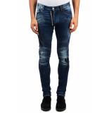 Boragio 7285 jeans – blauw denim