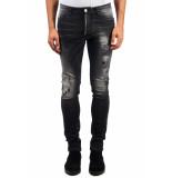 Boragio 7311 jeans – zwart