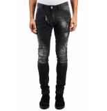 Boragio 7312 jeans – zwart