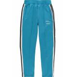FRANZEL AMSTERDAM : in gold we trust fap-031 joggingbroek lichtblauw licht blauw