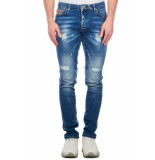 Believe That Voyage jeans – blauw denim